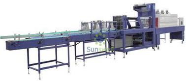 Chiny High Performance Bottle Shrink Packaging Equipment For Soft Drink / Liquor fabryka
