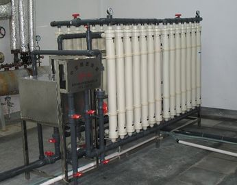 Chiny Ultra-filtration (UF) Water Treatment Equipments System for processing of mineral water fabryka