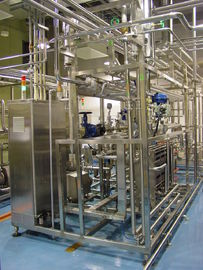 Chiny Water Treatment Equipment System for beverages such as fruit juice, tea drinks and milk fabryka