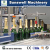 1200 Capacity Beer Bottling Machine Automatically Transferred By A Star Wheel