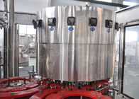 PLC  Water Treatment Line Orange Juice Filling Machine Producton Line