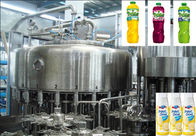 PET / Glass Bottle Fruit Juice Hot Filling Machine for packing