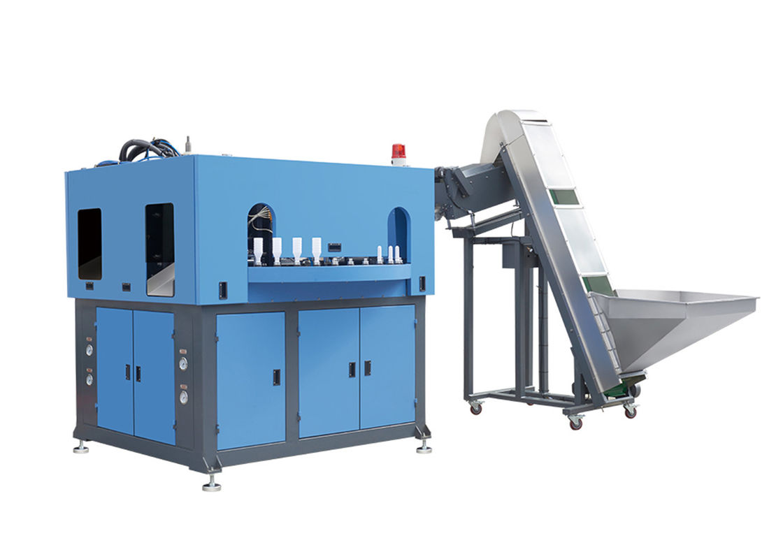 1600BPH - 2000BPH 2 Cavity Plastic Bottle Making Machine Stretch Blow Molding Machine