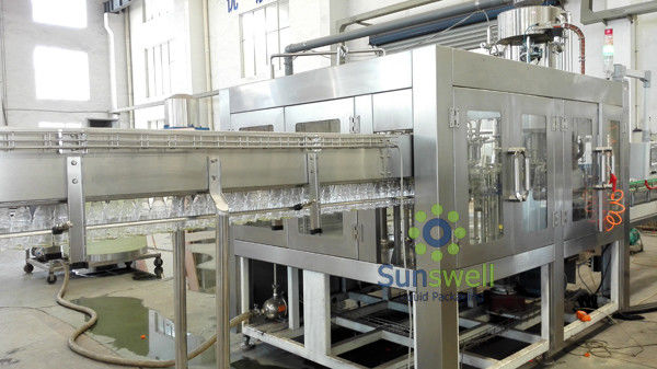 Automatic PLC Hot Fruit Liquid Filling Machine High Capacity dostawca