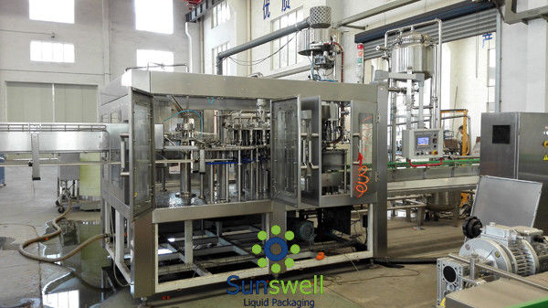 High speed Hot Drink Filling Machine Automatic Water Filling Line