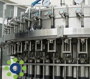 PET bottles soda water, energy drinks carbonated beverage filling machine equipment
